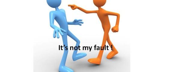 fault post
